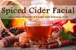 Spiced Cider Facial 14
